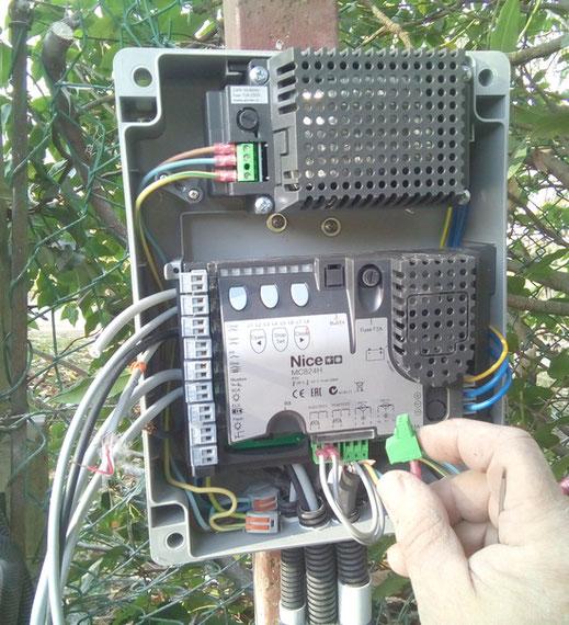 Comment réparer un portail automatique ?